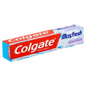 Colgate MaxFresh Intense Foam zubní pasta 75ml