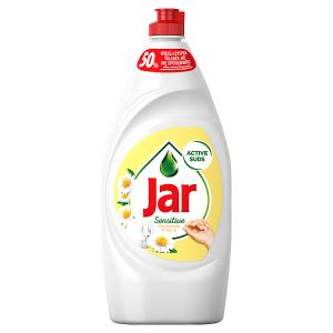 Jar Sensitive Chamomile & VitaminE Tekutý Prostředek Na Nádobí 900ml