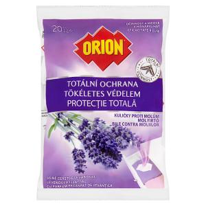 Orion Totální ochrana kuličky proti molům vůně čerstvé levandule 20 ks