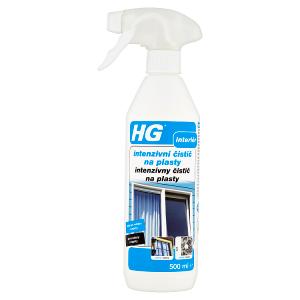 HG Intenzivní čistič na plasty 500ml