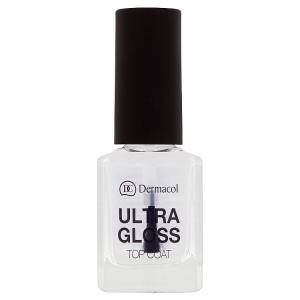 Dermacol Ultra Gloss vrchní lak na nehty 11ml