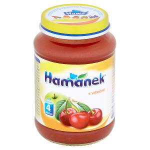 Hamánek S višněmi 190g