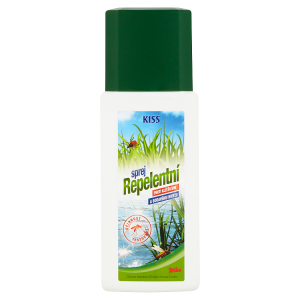 Kiss Repelentní sprej proti klíšťatům a bodavému hmyzu 100ml
