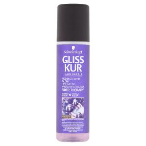 Gliss Kur Fiber Therapy regenerační expres balzám 200ml