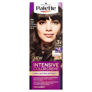 Schwarzkopf Palette Intensive Color Creme barva na vlasy Světle hnědý N4