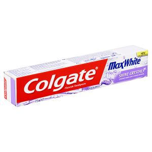 Colgate MaxWhite Shine Crystals zubní pasta 75ml