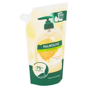 Palmolive Naturals Milk & Honey tekuté mýdlo náhradní náplň 500ml