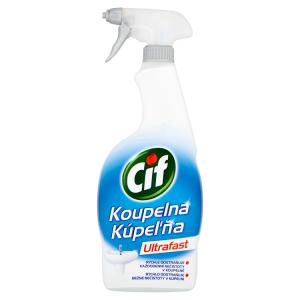 Cif Ultrafast Koupelna čisticí sprej 750ml
