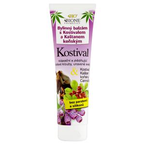 Bione Cosmetics Bio bylinný balzám s Kostivalem a Kaštanem koňským 300ml