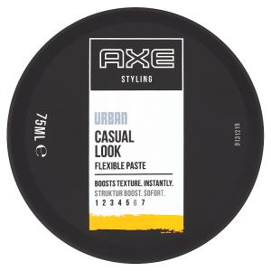 AXE Urban Casual Look matující vosk na vlasy 75ml