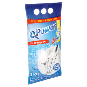 Q-Power Sůl do myčky 3kg