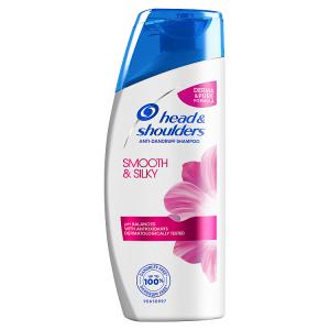 Head and Shoulders Smooth & Silky Šampon Proti Lupům 90ml