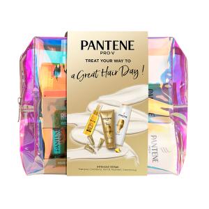 Pantene Intensive Repair šampon 400 ml, balzám 3 Minute Miracle 200 ml a olej bez oplachování 100 ml