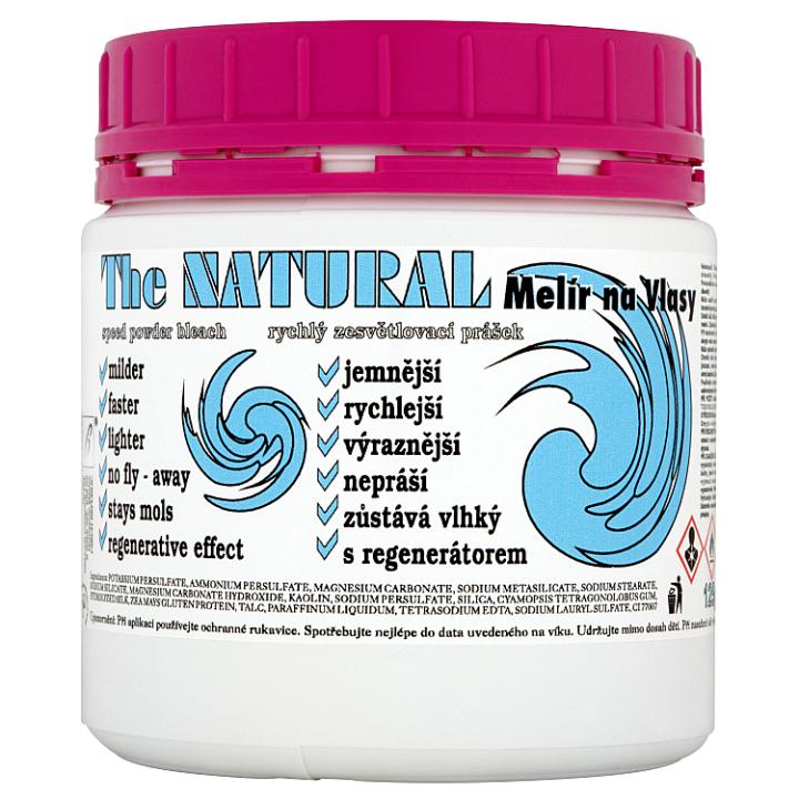 Bellazi The Natural Melír na vlasy 125g