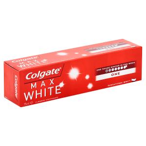 Colgate Max White One Sensational Mint zubní pasta 75ml