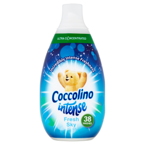 Coccolino Intense Fresh Sky 38 dávek 570ml