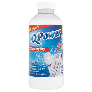 Q-Power Sůl do myčky 1,1kg