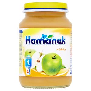 Hamánek S jablky 190g