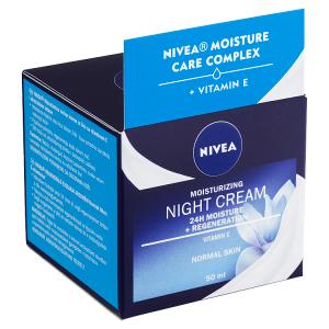 Nivea Regenerační noční krém pro normální až smíšenou pleť 50ml