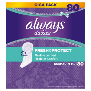 Always Fresh & Protect Normal Intimky x 80