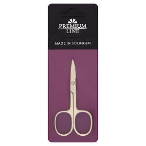 Solingen Premium Line Nůžky na nehty zahnuté PL 400