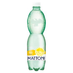 Mattoni Citron perlivá 0,5l