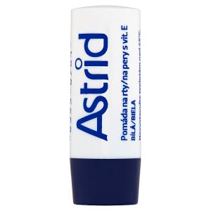 Astrid Pomáda na rty s vitamínem E bílá 3g