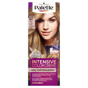 Schwarzkopf Palette Intensive Color Creme barva na vlasy Světle plavý N7