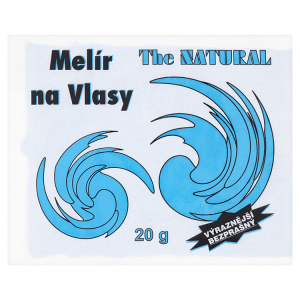Bellazi The Natural Melír na vlasy natural 20g