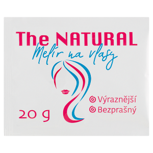 Absolute Cosmetics The natural Melír na vlasy 20g