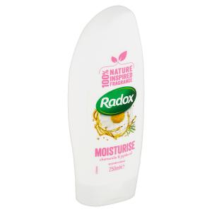 Radox Moisturize sprchový gel 250ml