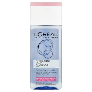 L'Oréal Paris Skin Expert Micelární voda normální až suchá pleť včetně citlivé 200ml