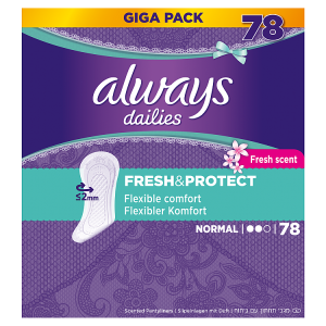 Always Fresh & Protect Normal Fresh Intimky x 78