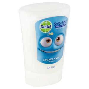 Dettol Kids Dobrodruh Tekuté mýdlo náplň do bezdotykového dávkovače 250ml