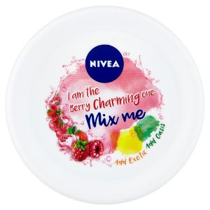 Nivea Soft Berry Charming Svěží hydratační krém 100ml