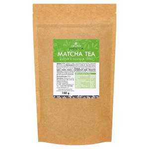 Allnature Premium Matcha tea prášek z čajových lístků 100g