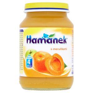 Hamánek S meruňkami 190g