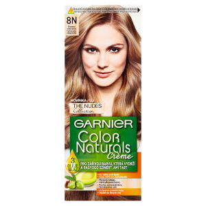 Garnier Color Naturals Crème The Nudes Collection Přirozená světlá blond 8N