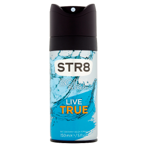 STR8 Body Refresh Live True tělový deodorant 150ml