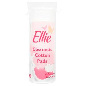 Ellie Kosmetické vatové polštářky 60 kusů