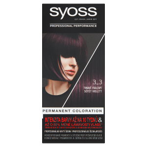Syoss barva na vlasy Tmavě Fialový 3_3