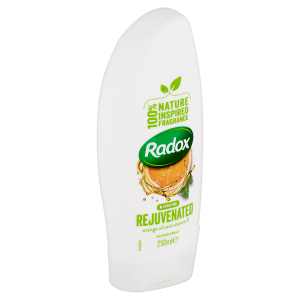 Radox Rejuvenated sprchový gel 250ml