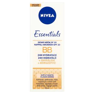 Nivea Essentials BB Denní krém OF 20 světlý odstín 50ml