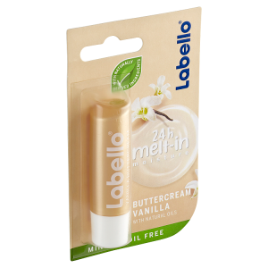 Labello Vanilla Butter Cream Pečující balzám na rty 4,8g