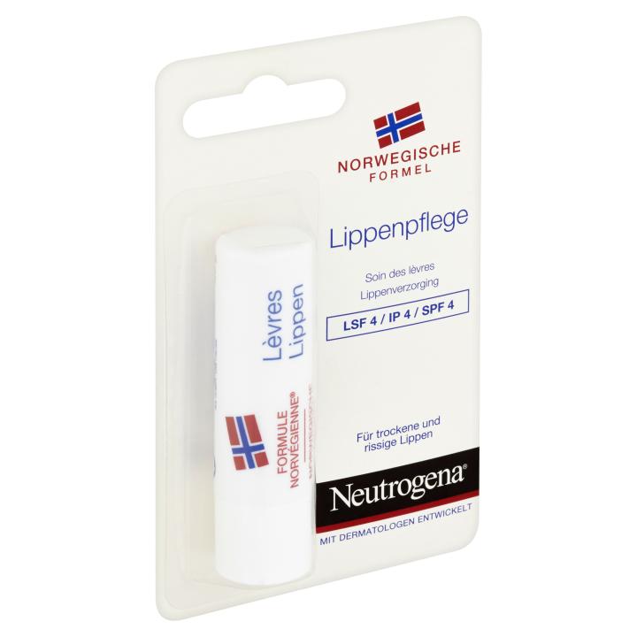 Neutrogena Balzám na rty SPF 4 4,8g