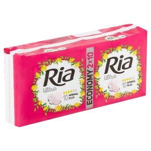 Ria Ultra Normal Plus vložky 2 x 10 ks