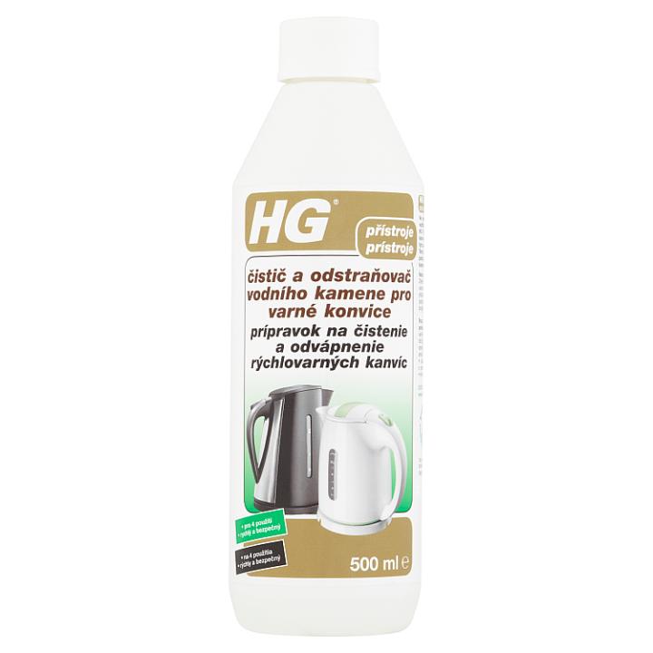 HG Čistič a odstraňovač vodního kamene pro varné konvice 500ml