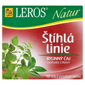 Leros Natur Štíhlá linie bylinný čaj 10 x 1,5g