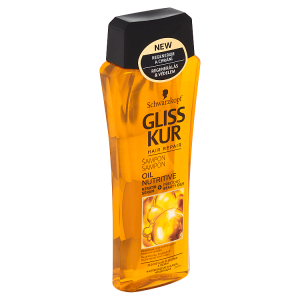 Gliss Kur Oil Nutritive šampon 250ml