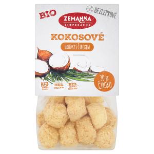 Biopekárna Zemanka Bezlepkové čirokové bio sušenky kokosové 100g